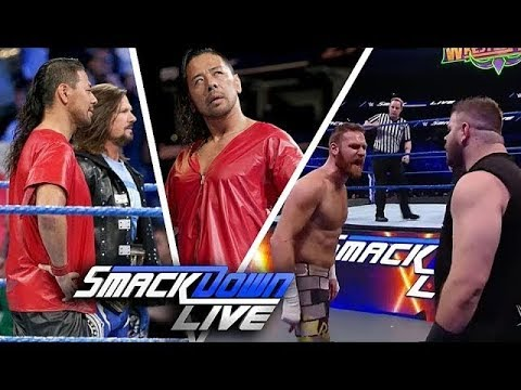 WWE Smackdown live best Matches Highlights by USA Wrestling