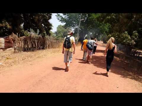 Kunta Kinte Village Gambia