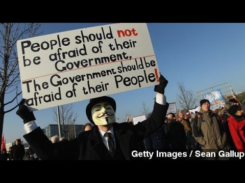 Anonymous Declares War On Extremists Following Paris Attacks
