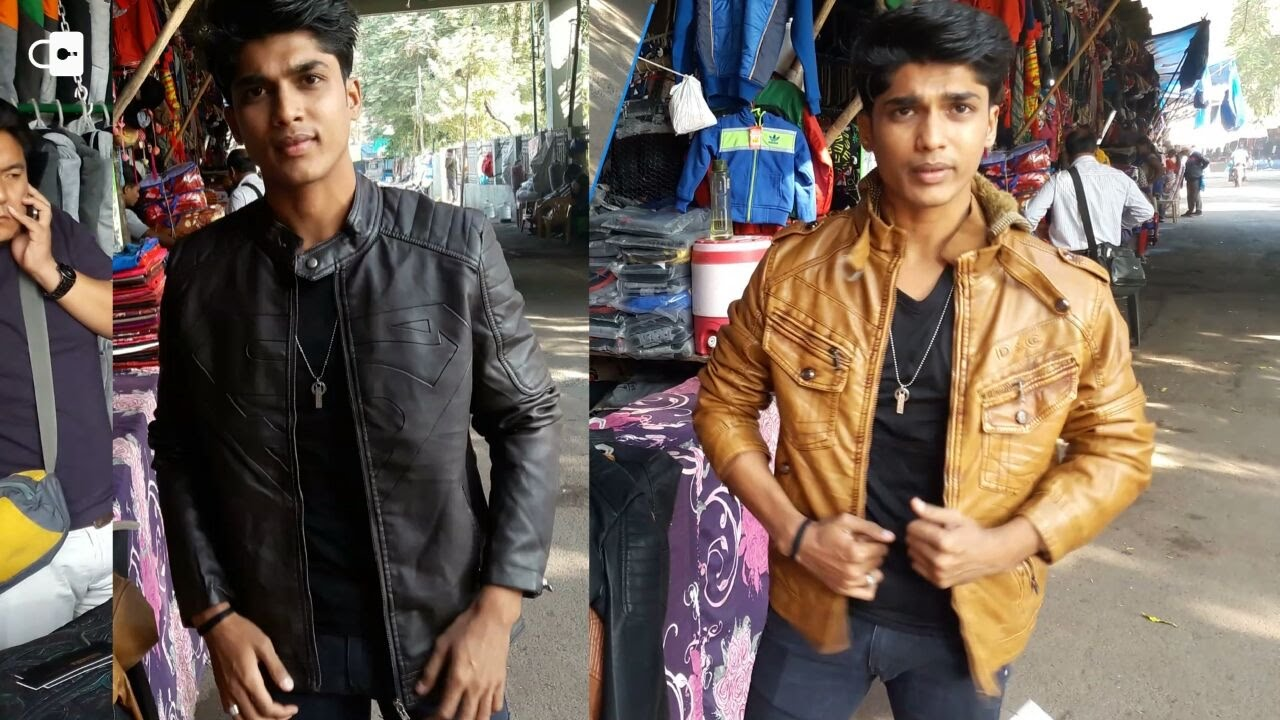 LEATHER JACKETS | WINTER WEAR IN VERY CHEAP PRICE | BEST PLACE TO ...