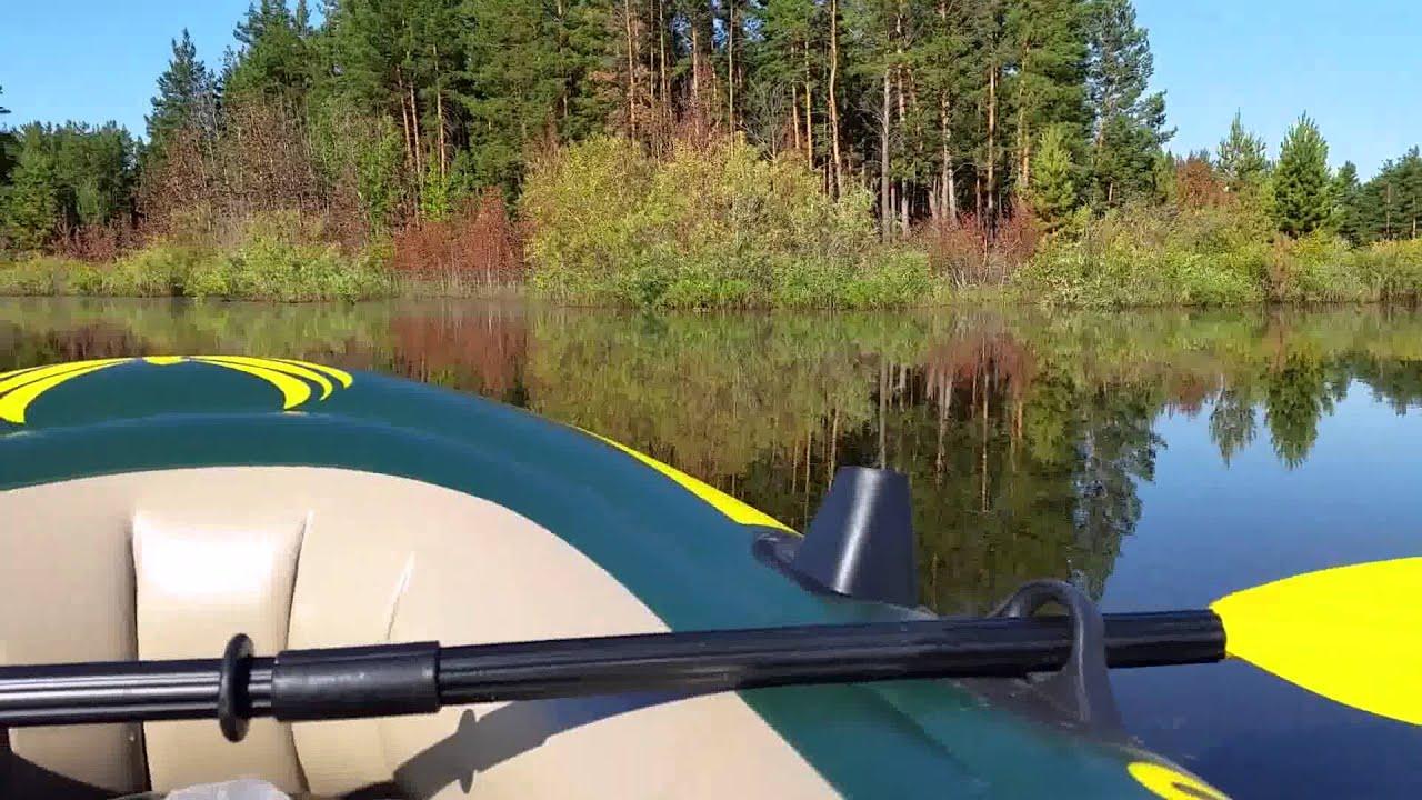 Михайловские озера: Панорама озера