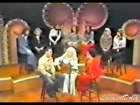 Dolly Parton - In The Sweet By  By with her family on The Dolly Show 1976/77
