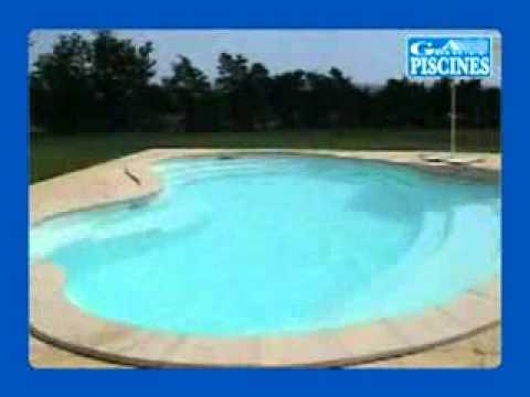Piscines Groupe GA fabricant de piscines et installateur