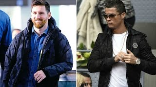 Differences between Lionel Messi and Cristiano Ronaldo  HD
