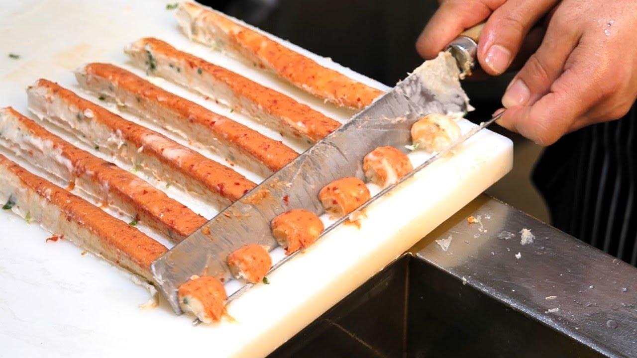 수제 어묵 최강 달인의 놀라운 스킬 | Amazing Skill of Fish Cake Master | Korean Street Food