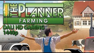 The Planner:  Farming PC Gameplay FullHD 1440p