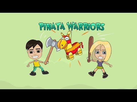 Pinata Warriors ♦Пиньята на Двоих♦ [ФЛЕШ ИГРЫ НА ДВОИХ]
