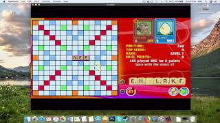 How to Install PSP Scrabble on MAC?
