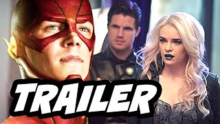 The Flash Season 2 Episode 10 Trailer 2 Breakdown - Killer Frost Cosmic Treadmill