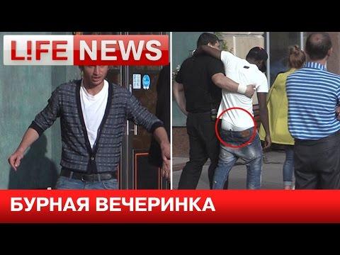 Алан Дзагоев загулял с друзьями накануне решающих матчей сборной