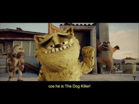 Athena - Geblo (Bad Cat Soundtrack) with English subs