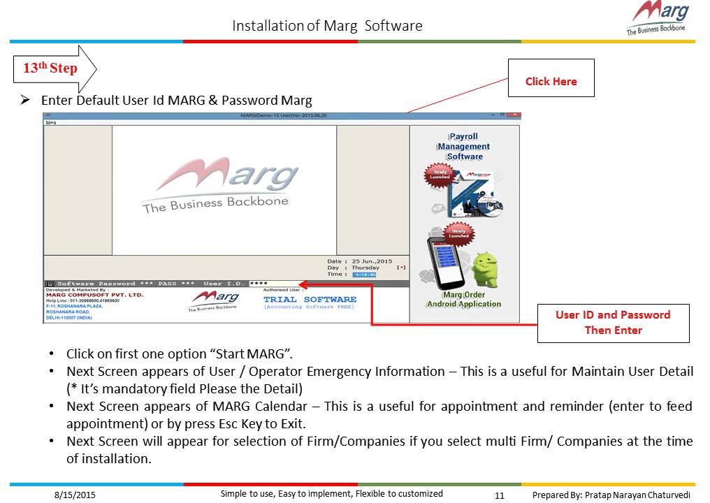 marg accounting software crack free
