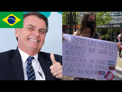 ¡Notición! Bolsonaro Dice Que Argentina Va Camino a Venezuela y Cuba