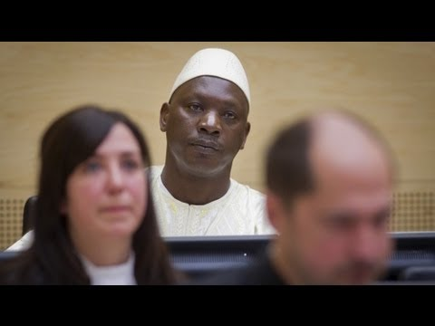 Congolese warlord found guilty in ICC's first ruling