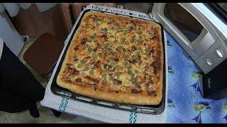 =Хочу Пожрать= Пицца пацанская / Самая большая и очень вкусная