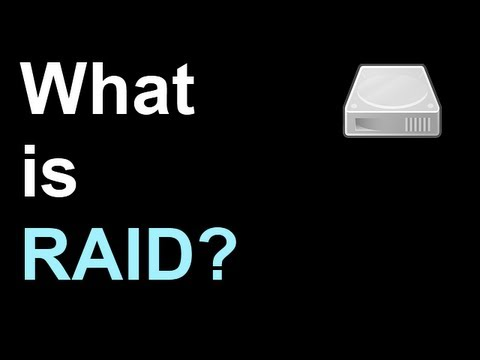 What is RAID 0, 1, 2, 3, 4, 5, 6 and 10 (1+0)?