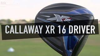 Callaway XR 16 Driver