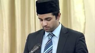 Gulshan-e-Waqfe Nau Khuddam, 18 Dec 2011, Educational class with Hadhrat Mirza Masroor Ahmad(aba)