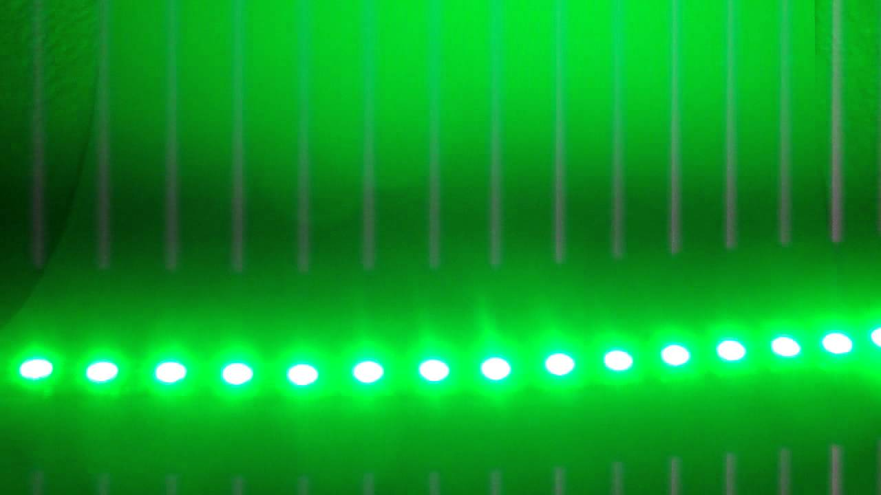 gnarly super bright green flexible led strip light - youtube, Reel Combo