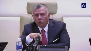فيصل ملكاوي - لقاءات ملكية هامة