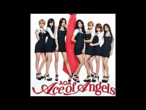 AOA - 일본 정규 1집 Ace Of Angels 수록곡 Lemon Slush, 말이 안 통해(Japanese ver.), Stay With Me 초아 part cut.