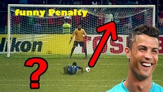 Funny penalty in the word