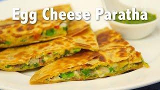 Egg Cheese Paratha | Chef Harpal Singh