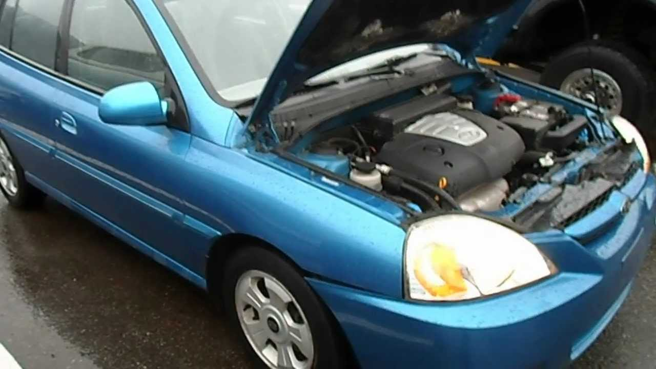 New arrival 2003 kia rio rxv 1 6l engine automatic transmission youtube