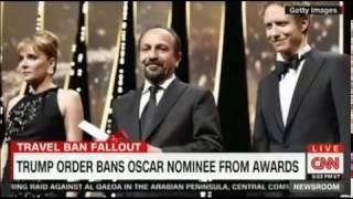 Iranian Director Asghar Farhadi Announces He Won
