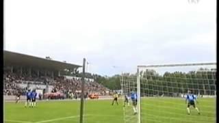 Estonia 1:3 Portugal 2000