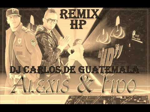 Alexis Y Fido Hp Rmx 2012