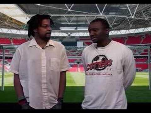 dea27a448 We Say Soccer You Say Football 2.1.08 - YouTube