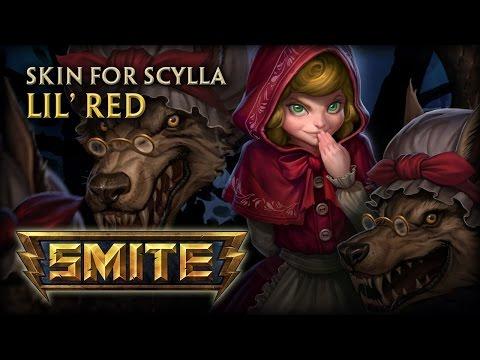видео: smite - Сцила/scylla/...подюбка) - (Гайд)