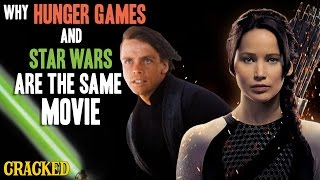 Why Hunger Games And Star Wars Are The Same Movie