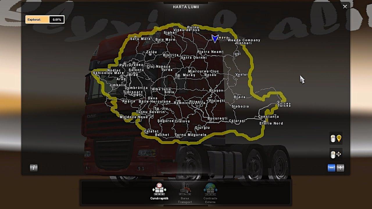 Harta Romaniei Suceava Youtube