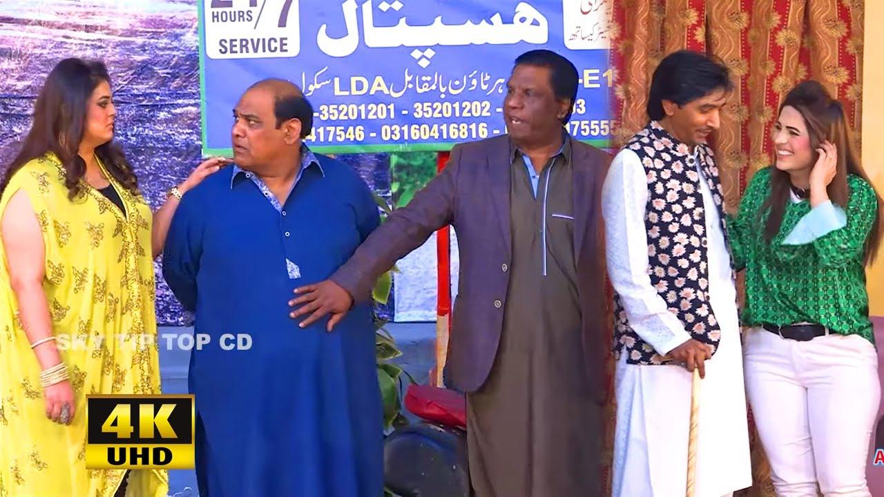Agha Majid and Priya Khan | Amanat Chan | Imran Shoki | New Stage Drama 2021 | Comedy Clip 2021
