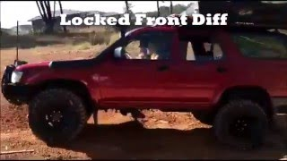 Front Locker Vs Open Diff Toyota 4runner Hiulx Surf