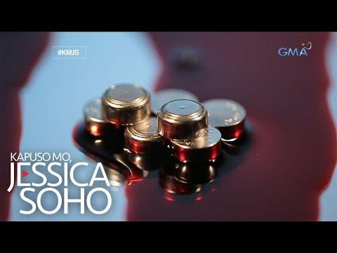 Kapuso Mo, Jessica Soho: Bata, nasinghot ang baterya ng laruan!