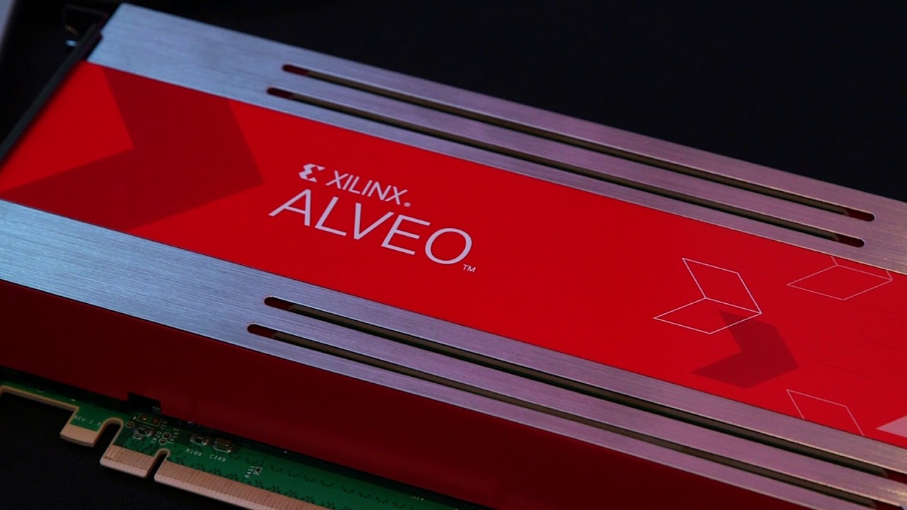 Xilinx Demonstrates ML Suite on the Alveo U250 Accelerator Card at XDF  Silicon Valley 2018