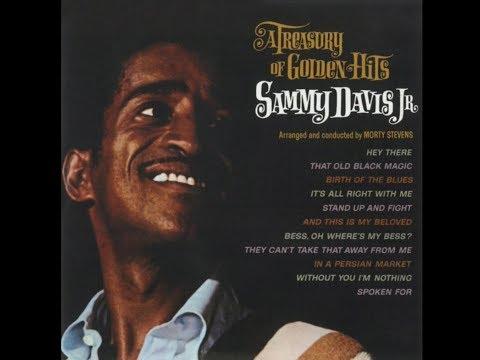 The Birth Of The Blues - Sammy Davis Jr.