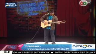 Download Video Temon Templar  -  Abdel Teman Yang Aneh -  Stand Up Comedy Indonesia MP3 3GP MP4