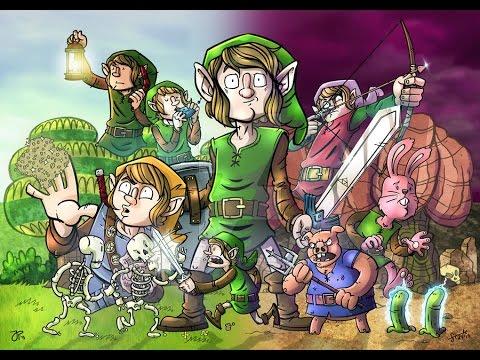 Legend of Zelda Link to the Past - 05 - Game Grumps? More like Glame Glumps