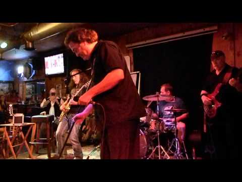 "Steve Arvey Band with ""Siesta Key Lei Gibson Firebird"" Sat Sept 19th 2015"