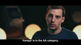 VAMPYR - New Gameplay Trailer (Dark Action-RPG Game) 2018