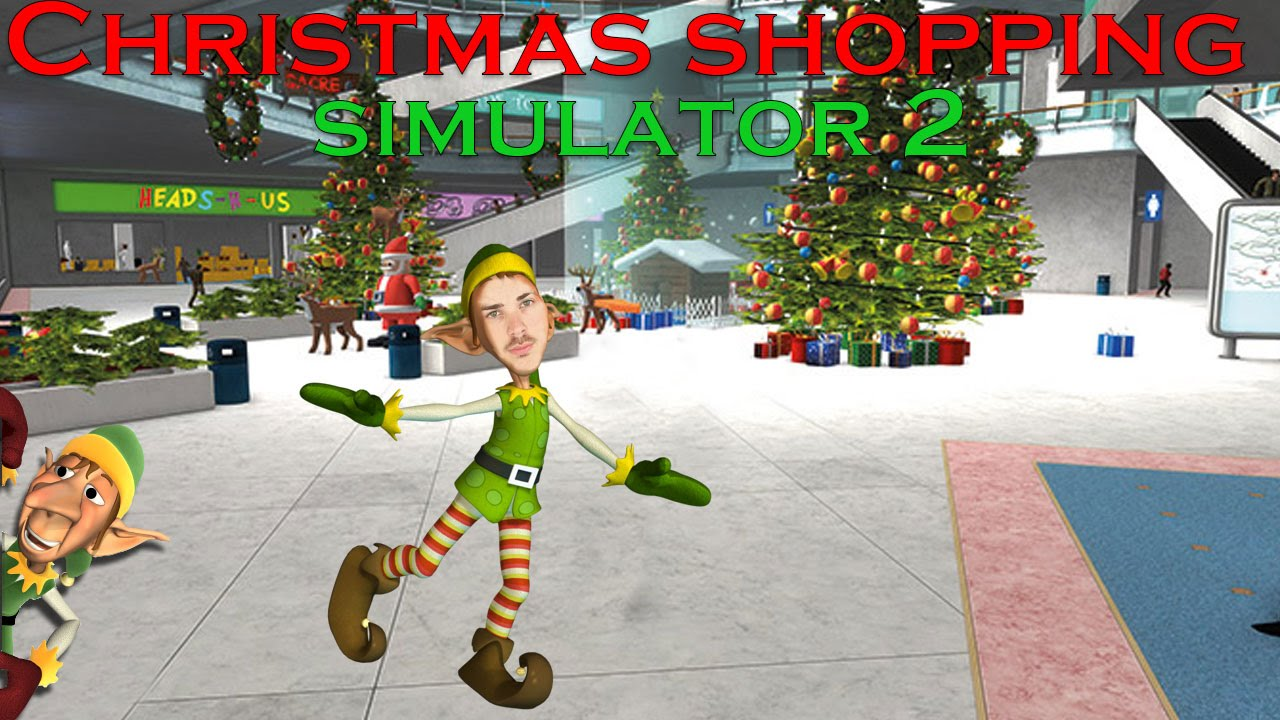 Christmas Shopping Simulator.Christmas Shopping Simulator 2 Black Friday