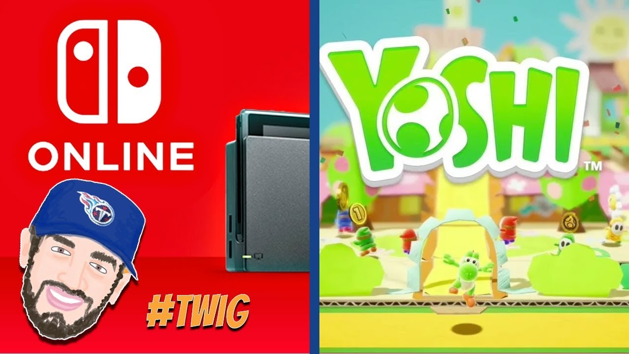 Nintendo Switch Cloud Saves Limited and New Yoshi Game Name Leaked | This Week In Gaming