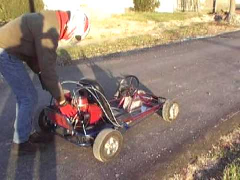 How to Build Your Own Go-Kart: A Step-by-Step Guide for Homemade Fun