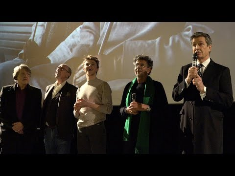 The Happy Prince - Rupert Everett - Paris premiere (UGC Les Halles, 28/11/2018)