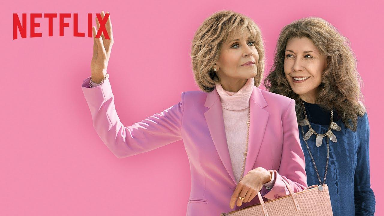Grace and Frankie | 5. Sezon Resmi Fragmanı [HD] | Netflix