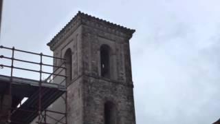 Acquasparta (TR) - Chiesa di Santa Cecilia -  Richiamo Festivo